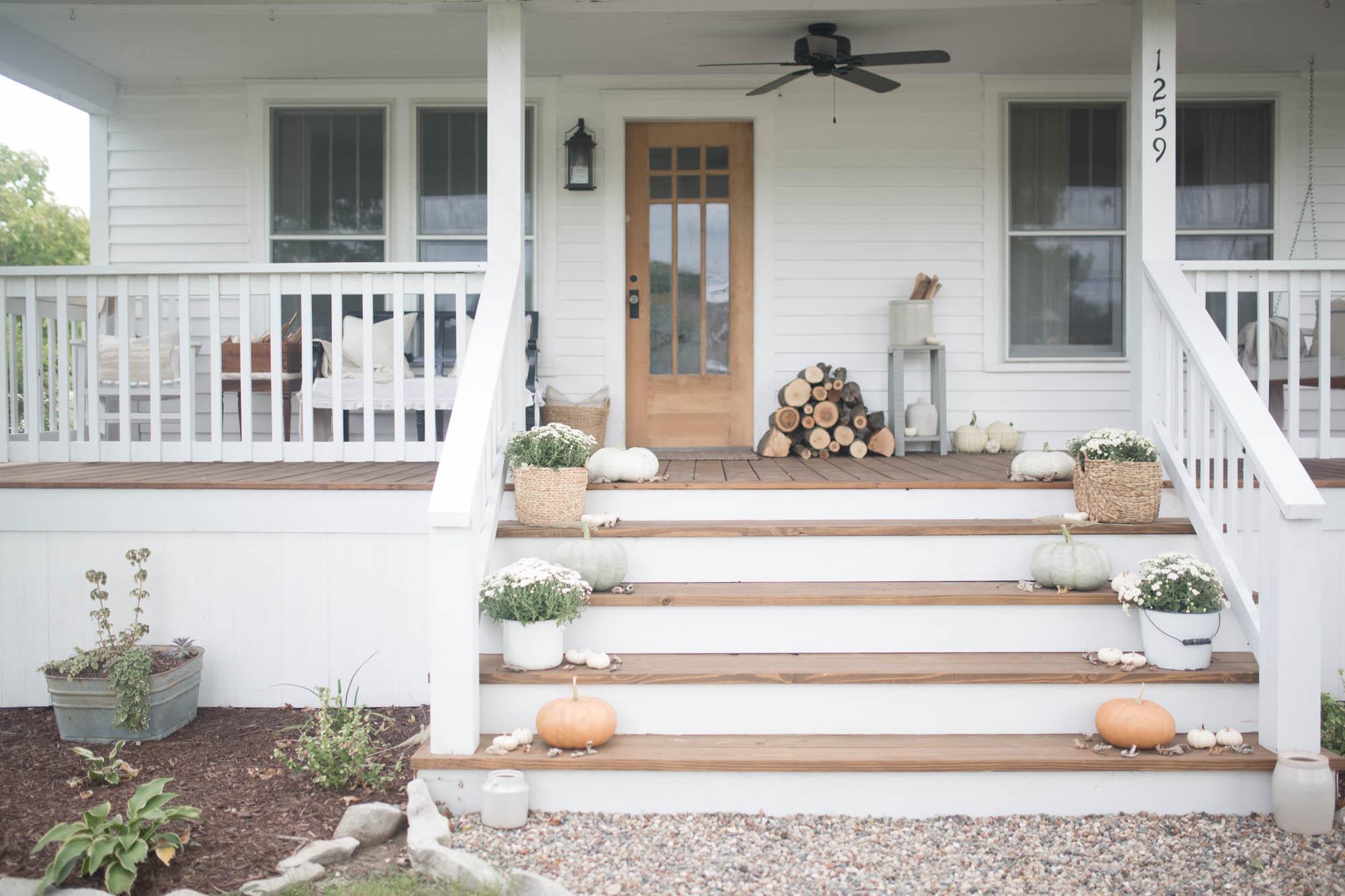Front porch  84