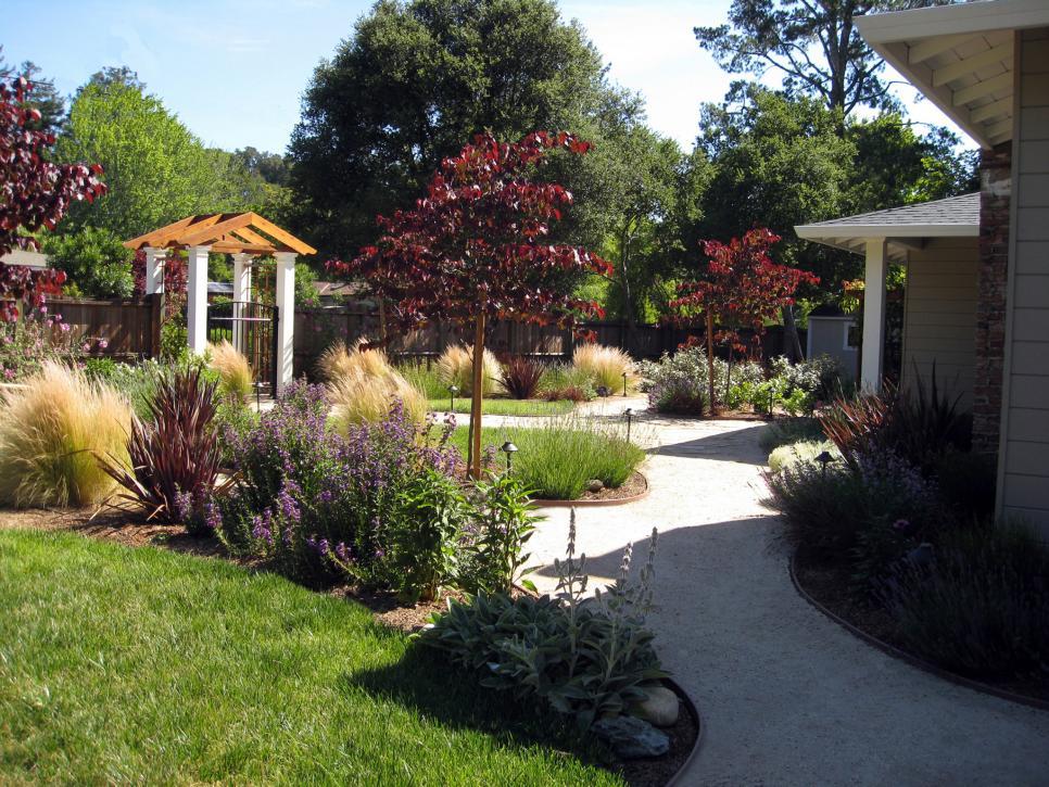 front yard landscape  52