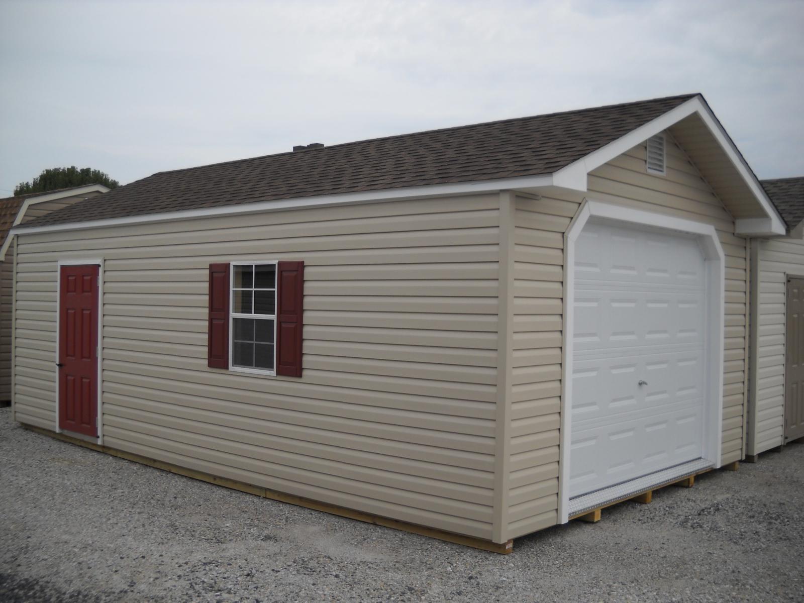 Garage sheds  20