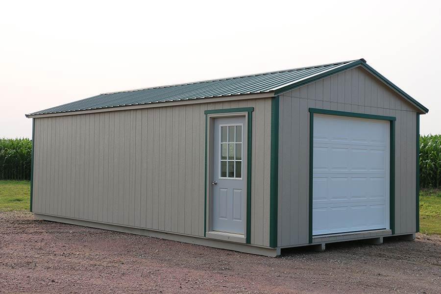 Garage sheds  25