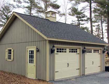 Garage sheds  27