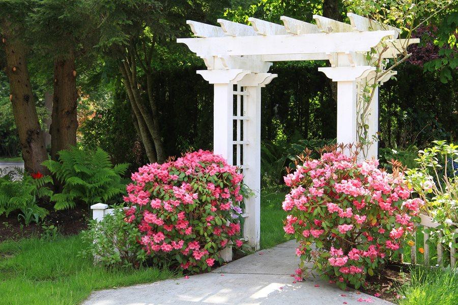 garden arbors  32