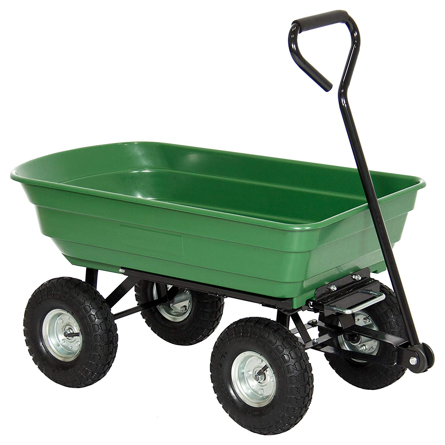 Have a garden cart for your garden