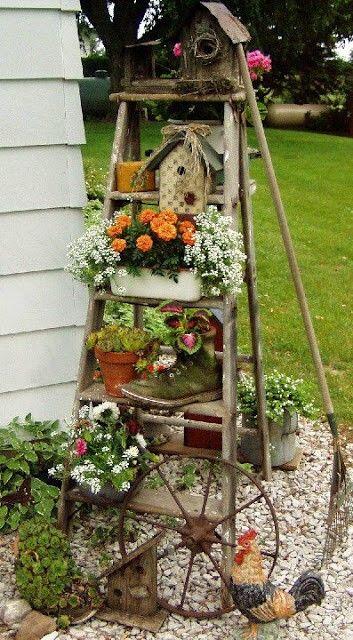 Garden decor ideas  98