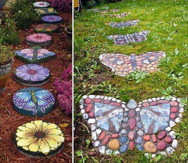 garden decorations ideas  22