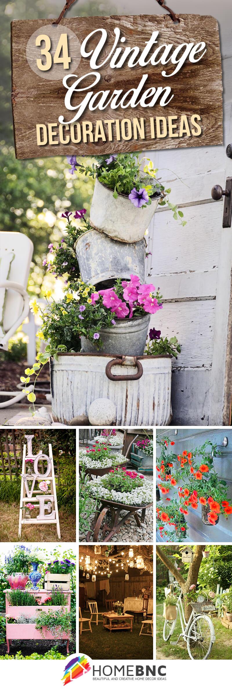 garden decorations ideas 61