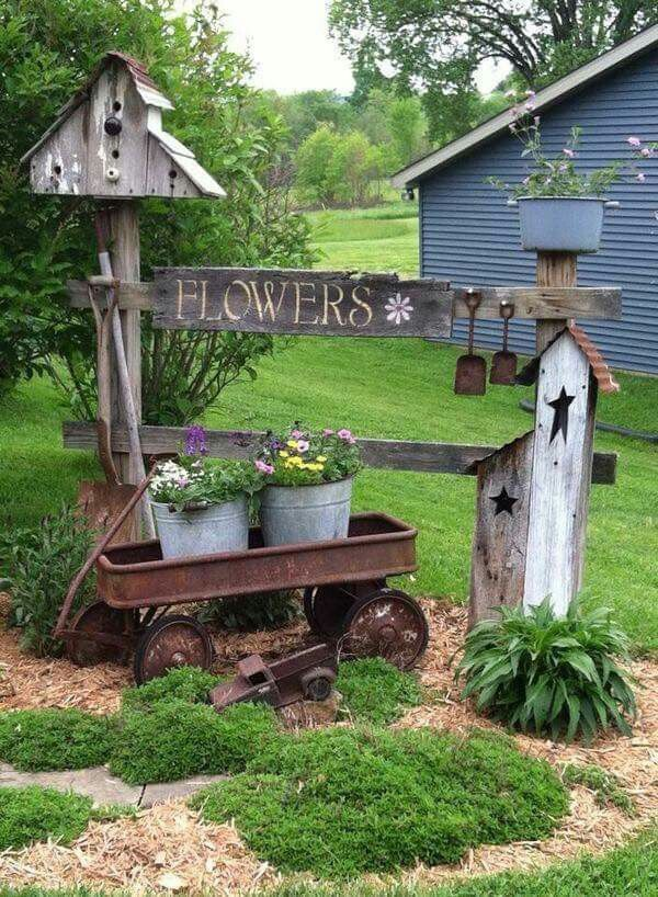 garden decorations ideas  86