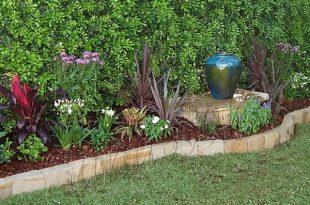 Garden edging ideas  86