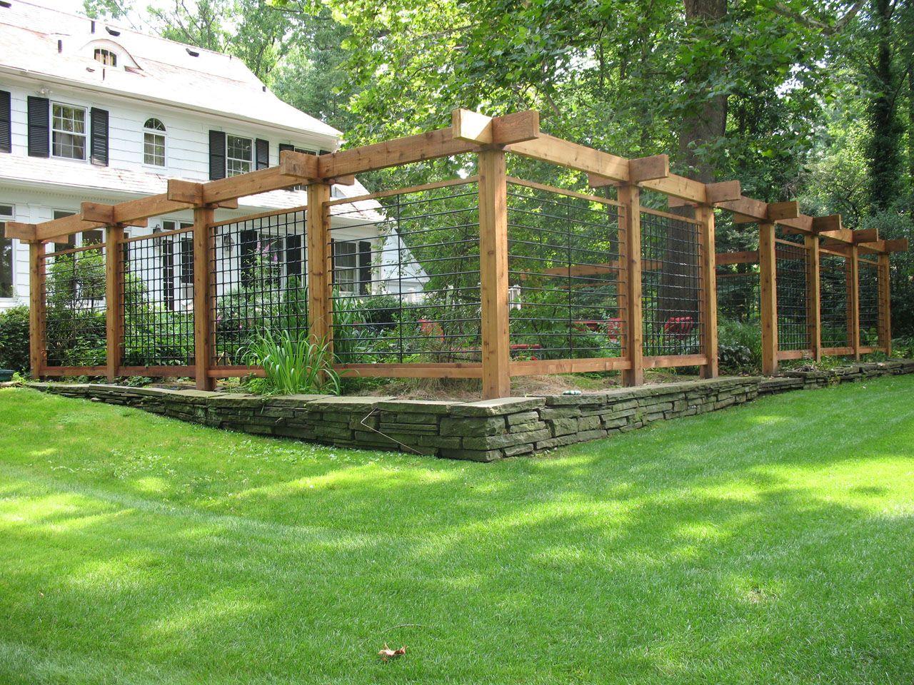 garden fences  23