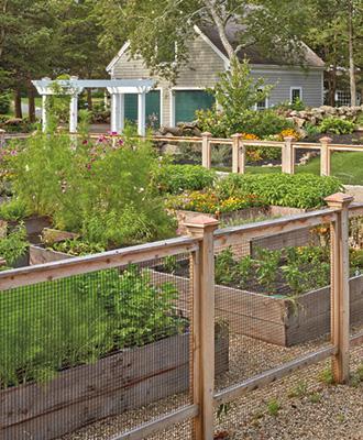 garden fencing  85