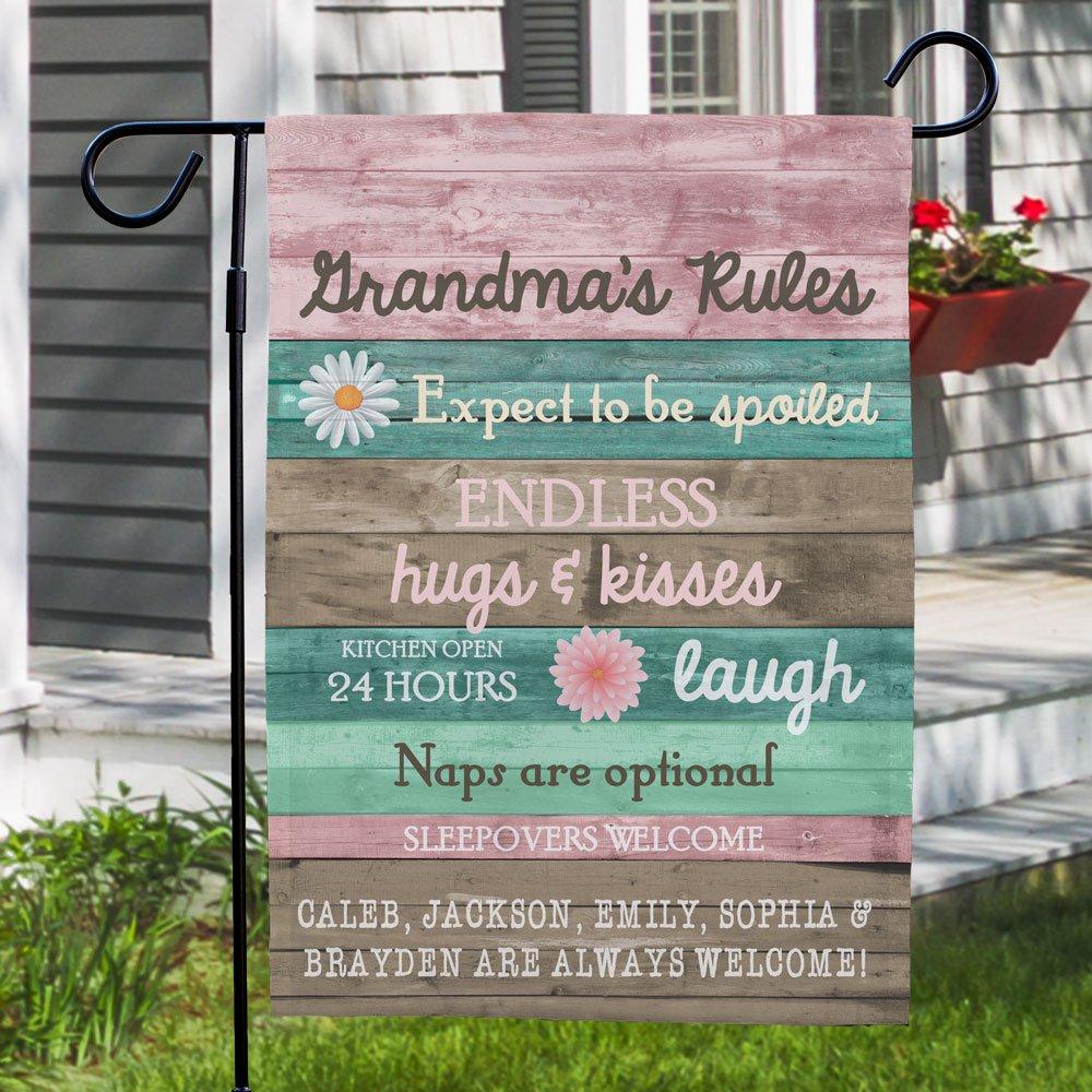 Enhance your garden beauty with beautiful garden flags