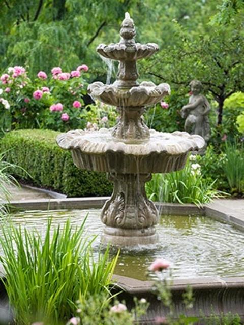 garden fountains  17