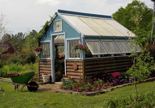 garden greenhouse  48