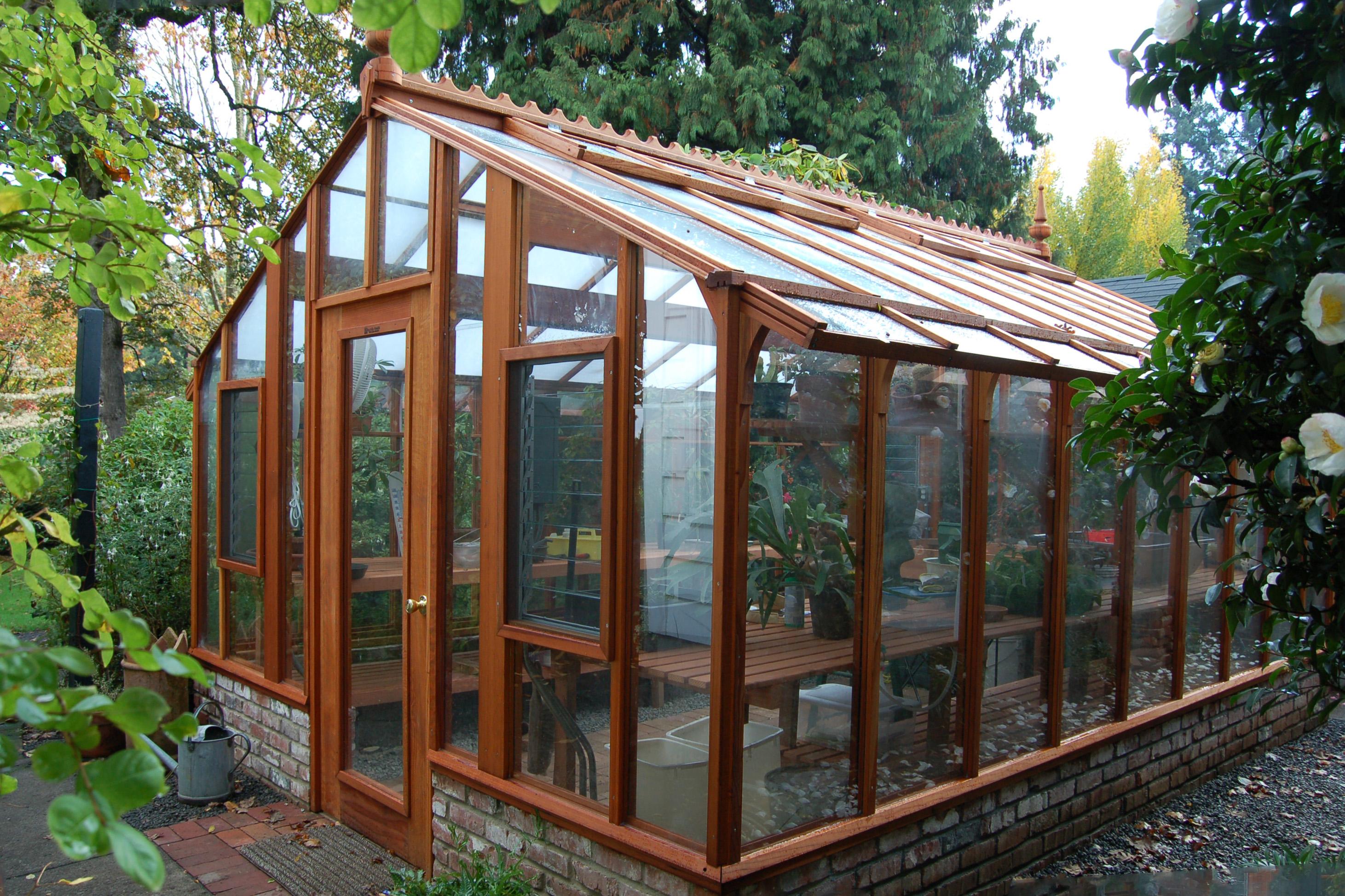 garden greenhouse  70