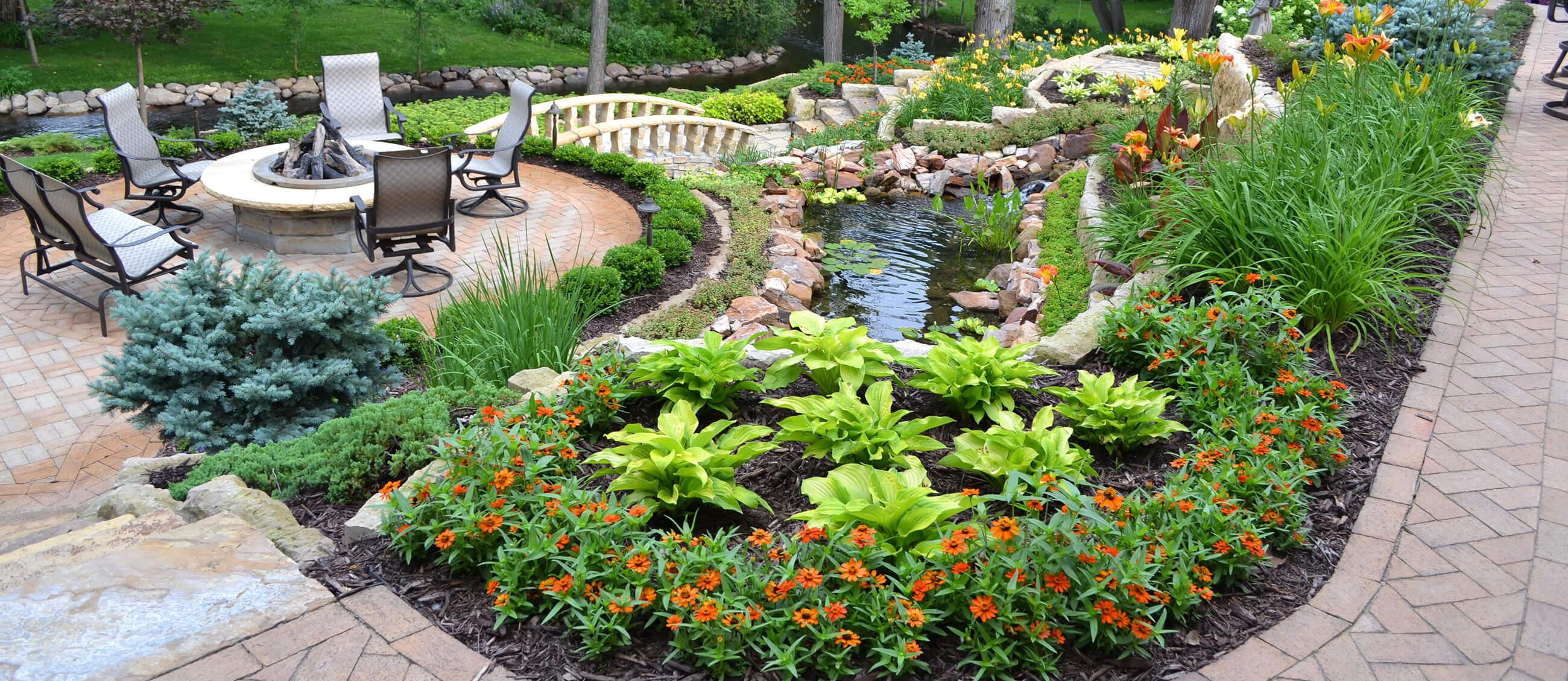 Garden landscape  02