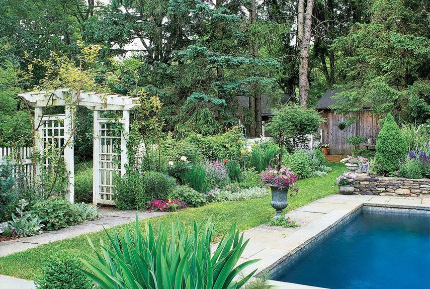 Garden landscape 24