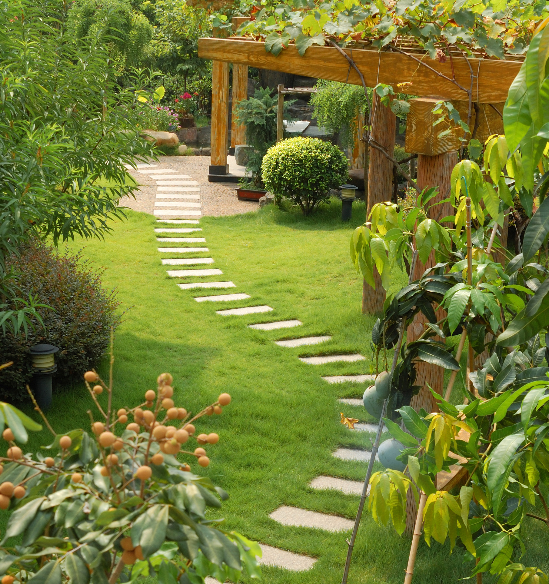 Garden landscape ideas to make it more appealing