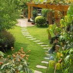Design appealing garden landscaping to enhance its beauty
