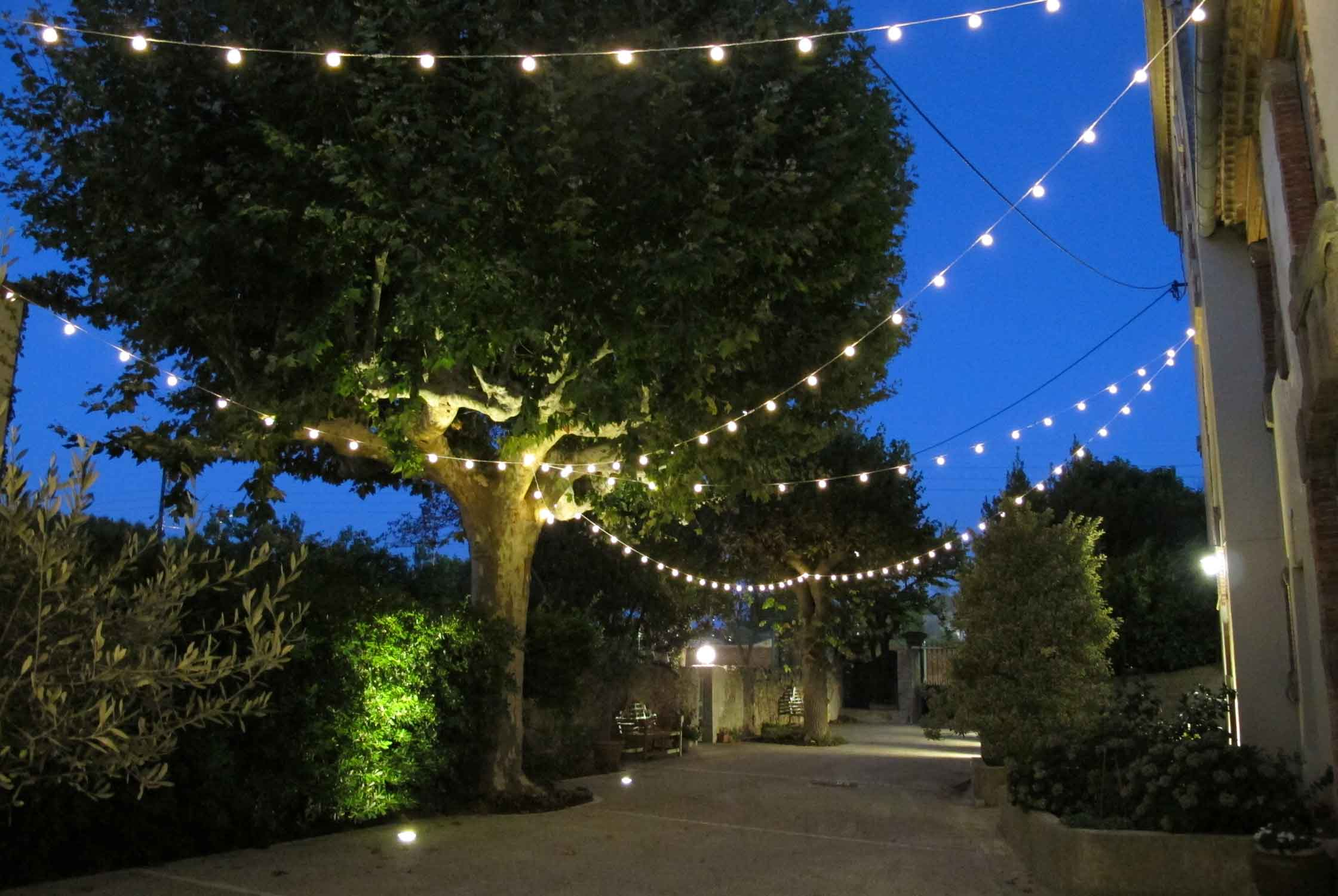 Garden lighting ideas  28