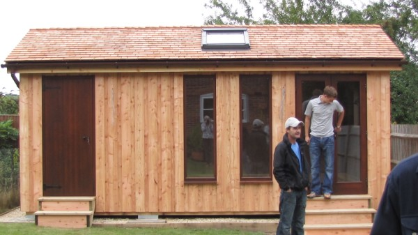 garden office shed  76