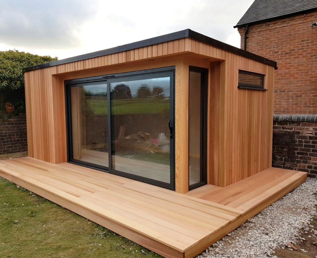 garden office shed  79