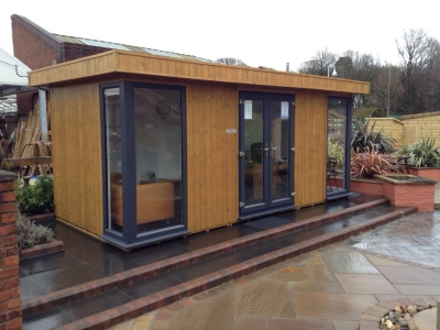 garden office shed  80