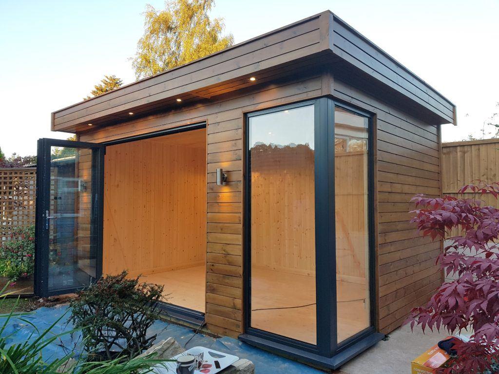 Design the perfect garden offices in your garden