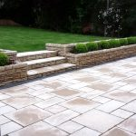 Modern and elegant designs of garden patios