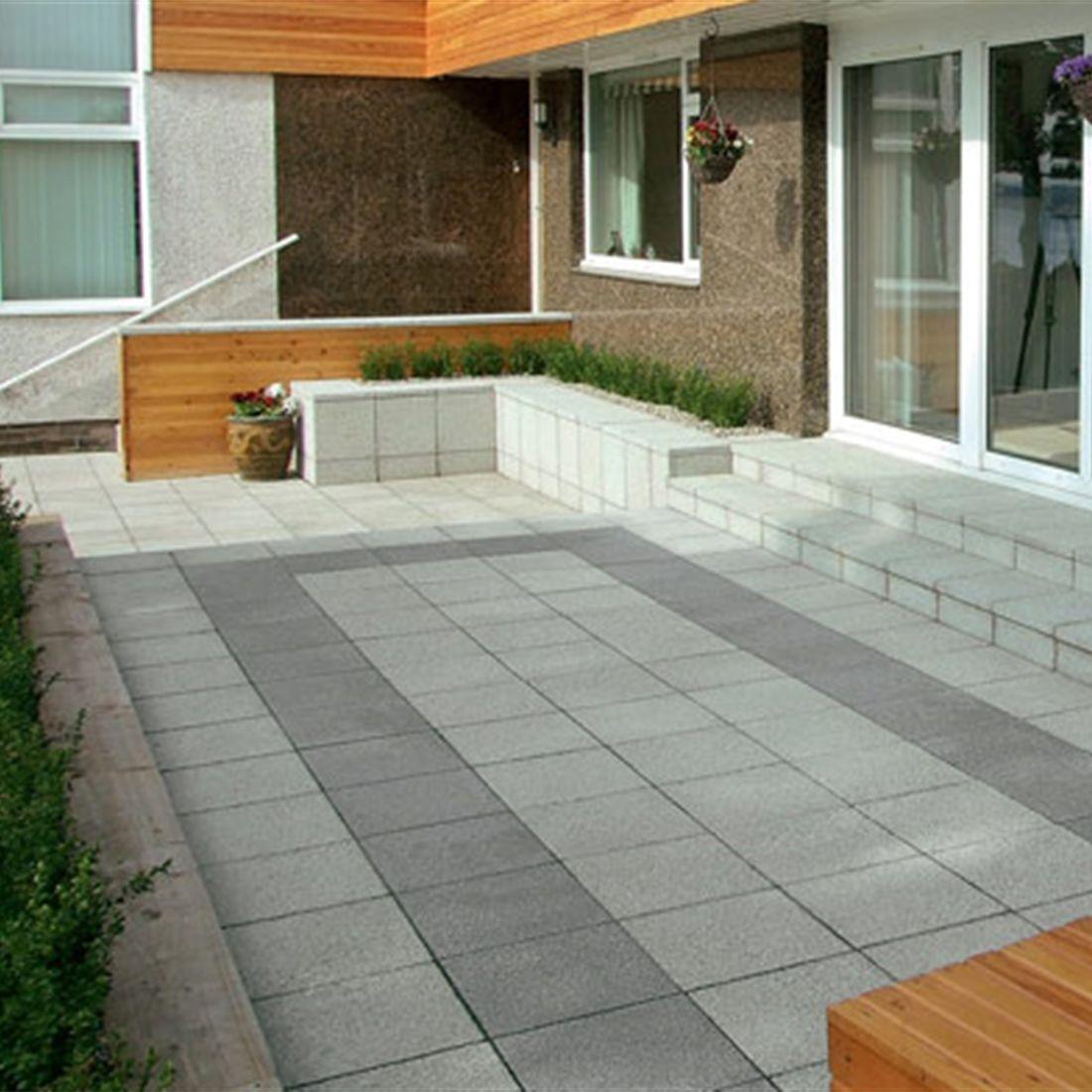 Design the best garden paving for walkway