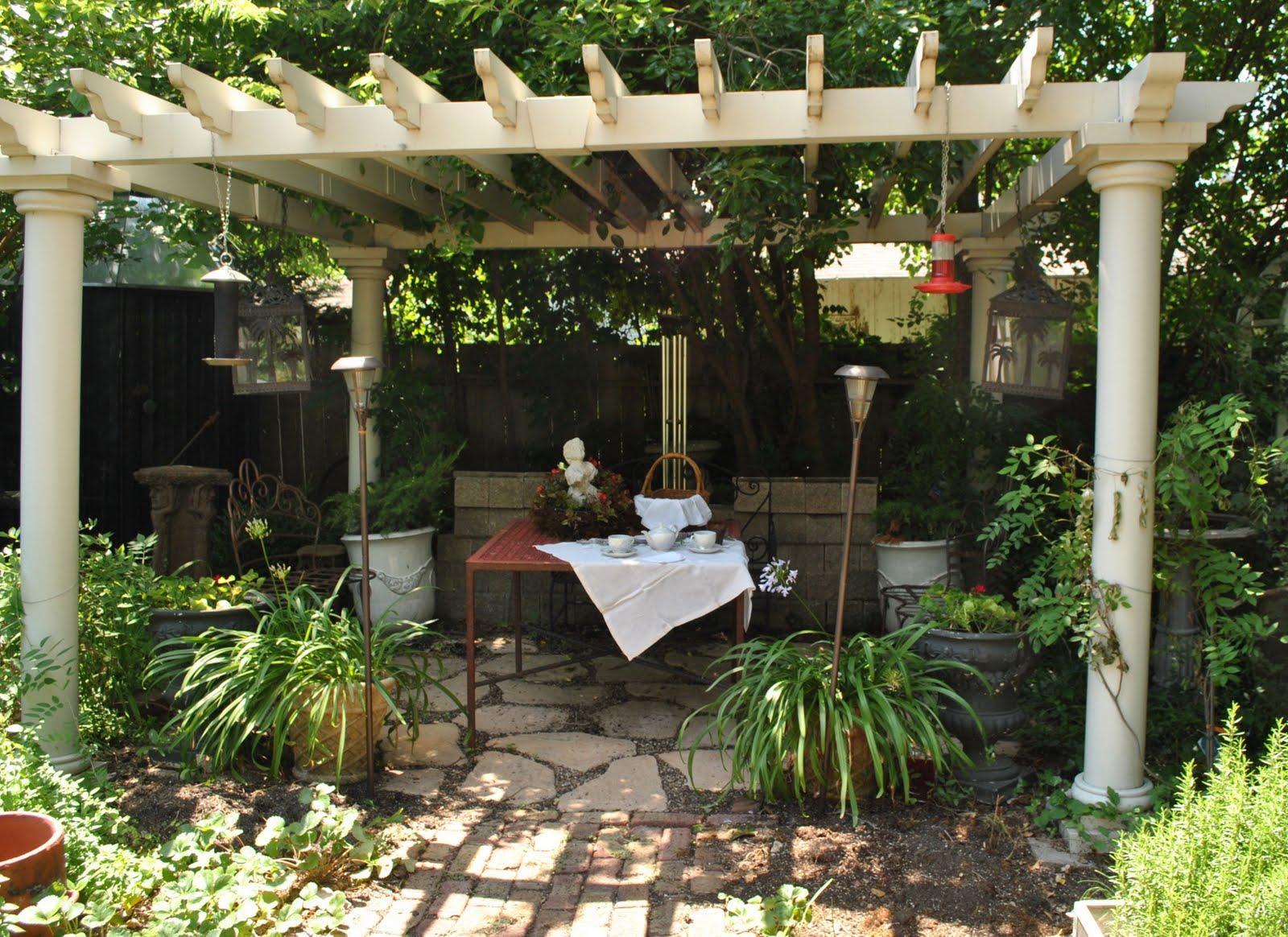 garden pergola  63