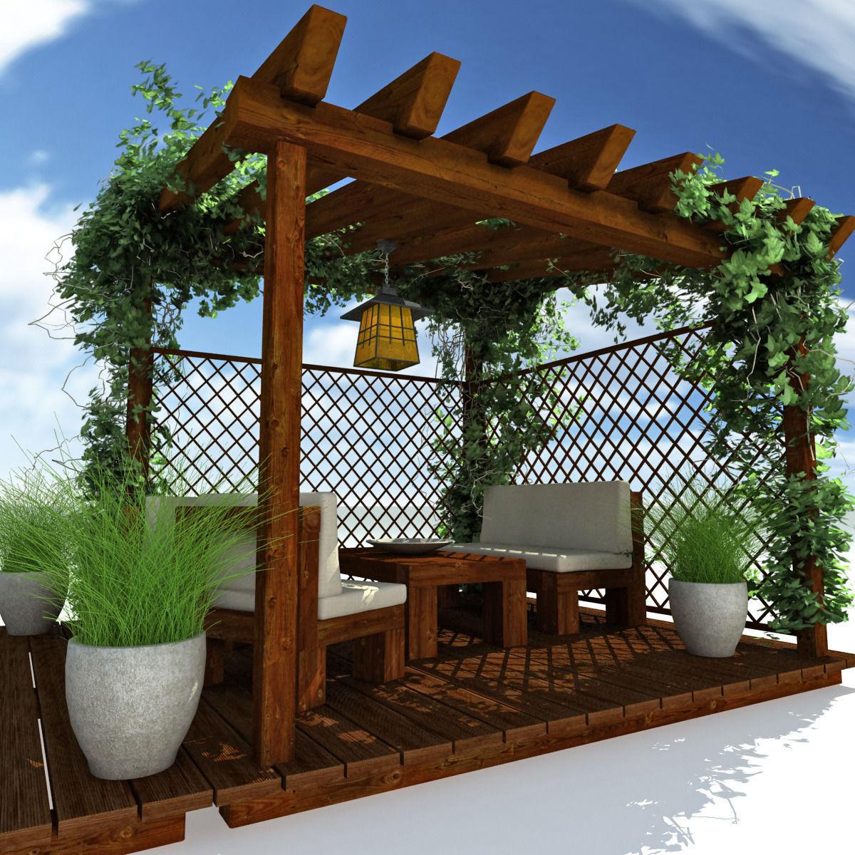 garden pergola  79