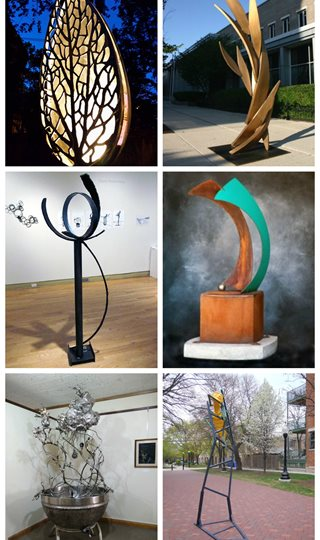 garden sculpture designs  32