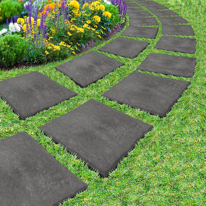 Choose DIY and embellishment garden stepping stones for garden