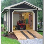 Wonderful garden storage sheds