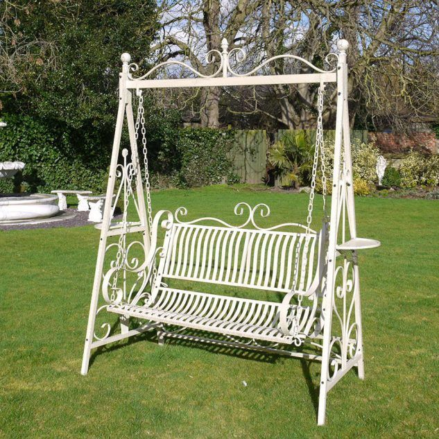 Garden swings- safe and full of fun for kids