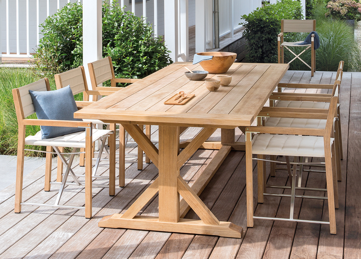 Choose the best garden table to use in your garden