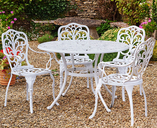garden tables and chairs  12