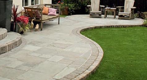 Make neat and clean garden with garden tiles