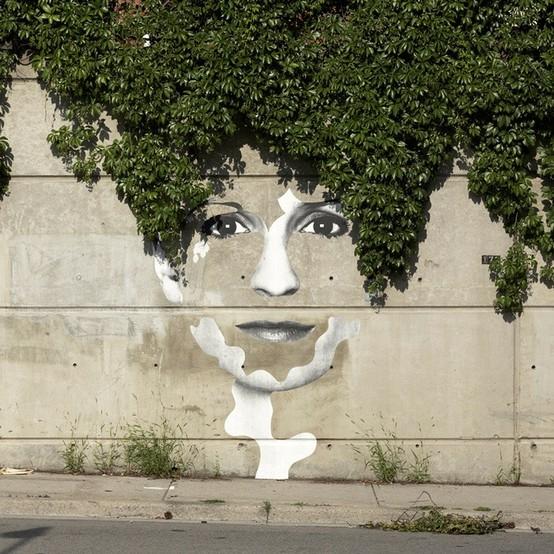 Garden wall art  04