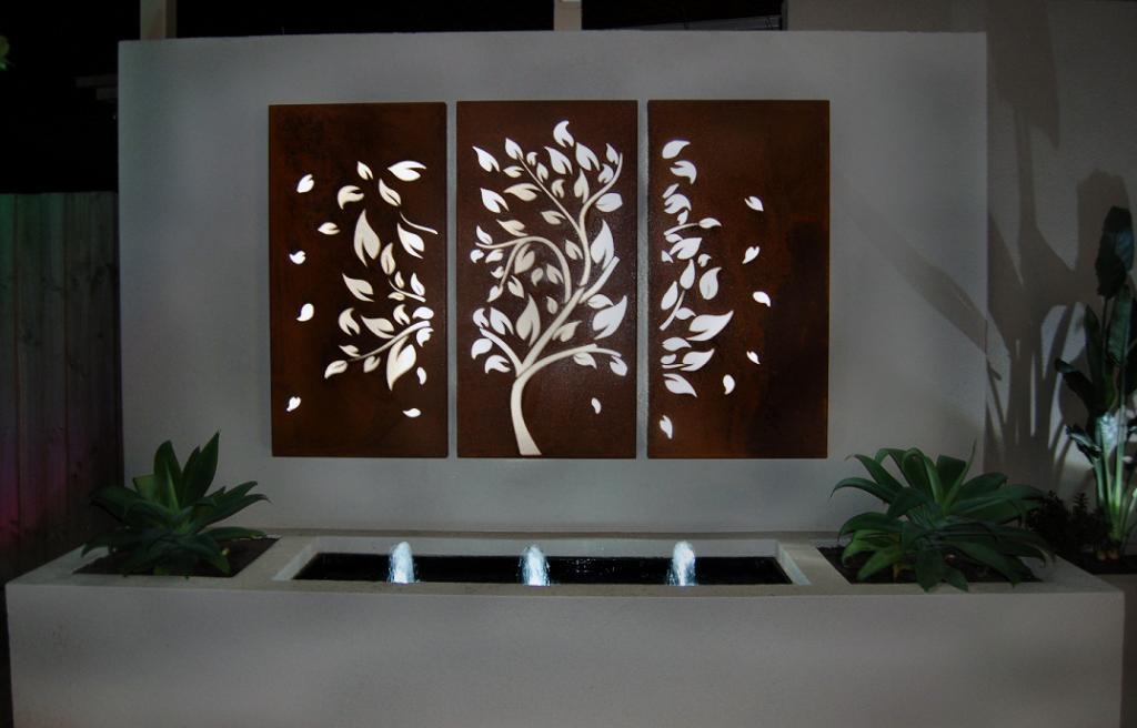 Garden wall art  45