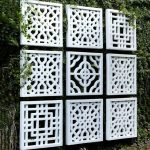 Garden wall art to liven up the boring dead wall in your garden!