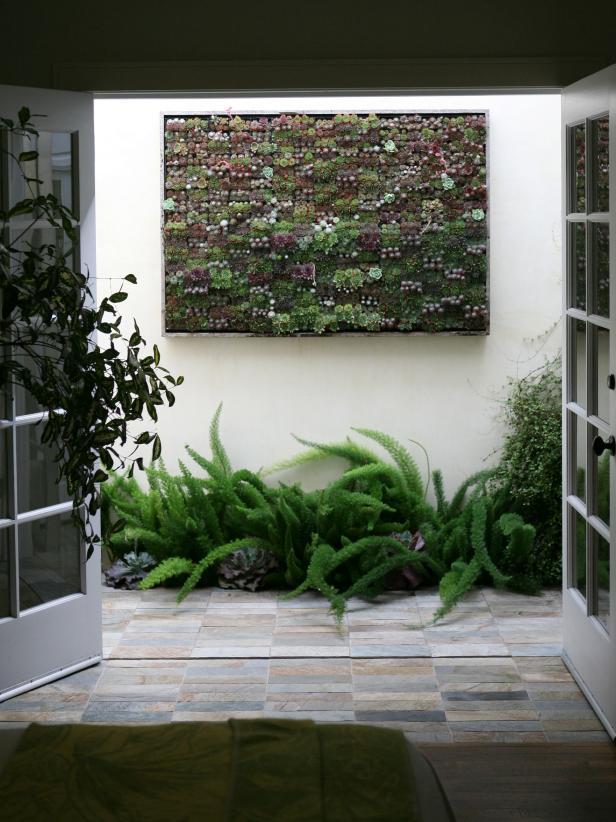 garden wall ideas  64