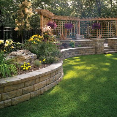 garden wall ideas  87