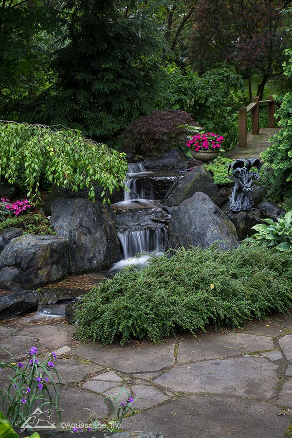 Garden Waterfalls  10