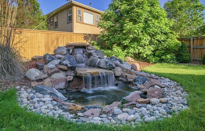 Garden Waterfalls  55