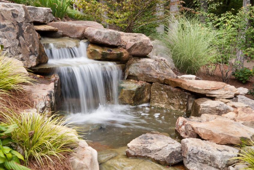 Garden Waterfalls  65