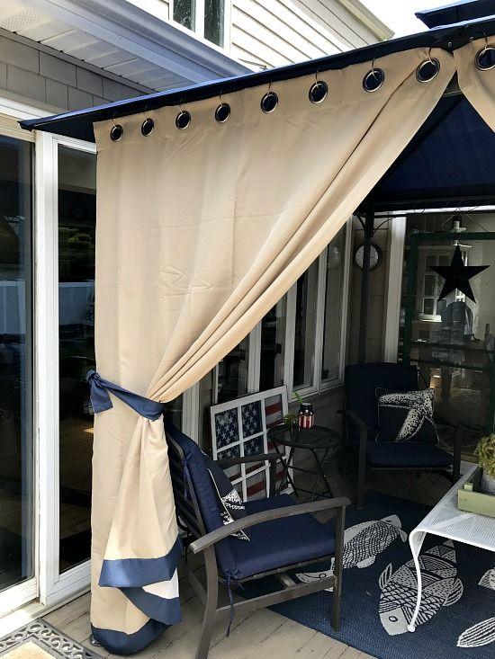 Gazebo Curtains  09
