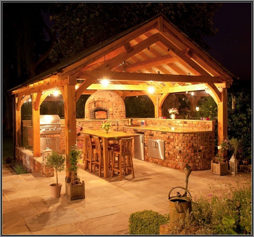 the best attitude 336fe b6df7 Make your night colorful with gazebo lights - CareHomeDecor