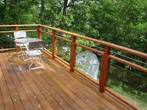 glass deck railings  76