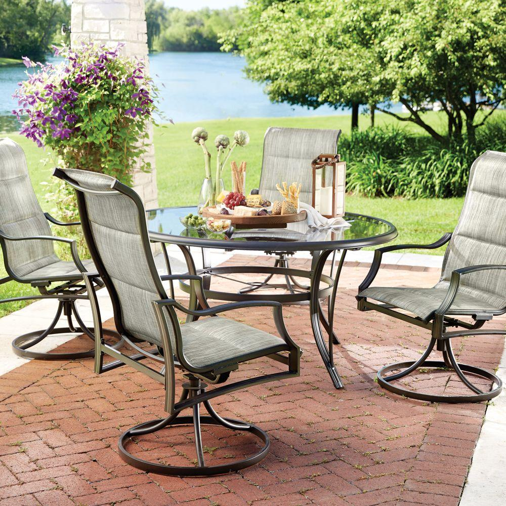 Furnish your outdoor with Hampton bay outdoor furniture